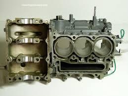 crankcase 30 hp selva