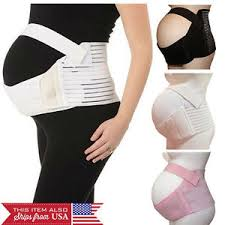 maternity band maternity belt waist abdomen support belly band back