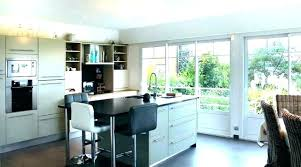 cuisine avec ilot central pour manger ilot centrale pour cuisine cosy cuisine avec ilot central comment