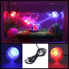 submersible led aquarium lights indoor led underwater l waterproof led aquarium light for coral
