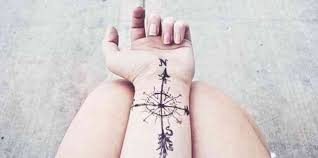 27 of the best wrist tattoos for who traveling yourtango