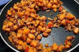 comment cuisiner des patates douces diana s cook cuisine rapide poêlée de patates douces