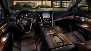 Custom Cadillac Escalade Interior Comparison Cadillac Escalade Esv Luxury 2016 Vs Chevrolet