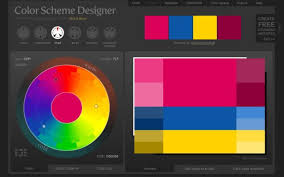 10 color scheme generators for web designers