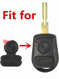 bmw x5 replacement key cost amazon com bmw key replacement button pad smart remote key fob