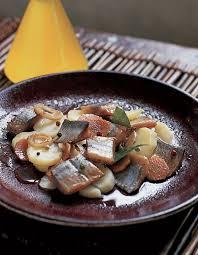 comment cuisiner le hareng harengs marinés à l huile nouvelle et au vinaigre balsamique pour 6
