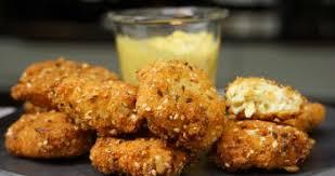 recette cuisine facile recette nuggets de poulet faciles à l indienne et mayonnaise