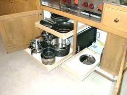 kitchen cabinets pull out shelves kitchen cabinet shelves pull out