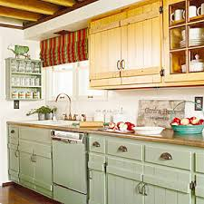 Country Kitchen Cabinets - Country cabinets for kitchen