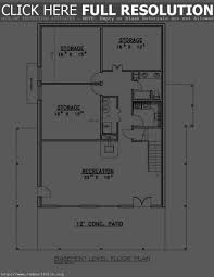 house plans with walkout basement apartment basement decoration