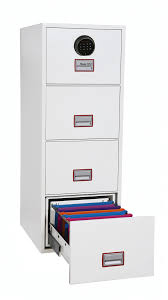 Vertical 4 Drawer File Cabinet by Phoenix World Class Vertical Fire File Fs2264f 4 Drawer Filing