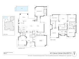 Corner House Floor Plans This Inspirational Contemporary Double Storey House With Plan Is