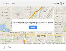 find my android phone on the computer search find my phone to locate your missing android