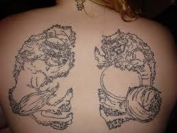 mandala tattoo on shoulder 37 foo dog tattoos on back