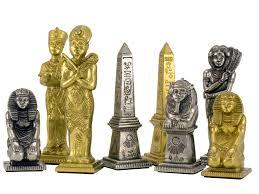 egyptian grand chess set amazon co uk toys u0026 games chess sets