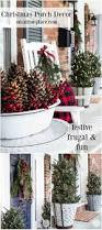 Evergreen Home Decor by 55 Rustic Farmhouse Inspired Diy Christmas Decoration Ideas For