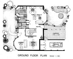 Duplex Blueprints Duplex Architectural Plan Prime Modern House Plans Designs Floor