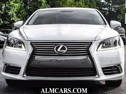 used car lexus ls 460 2015 lexus ls 460 base sedan for sale in duluth ga 51 670 on