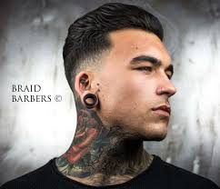 Mens Short Hipster Hairstyles by 27 Fade Haircuts For Men