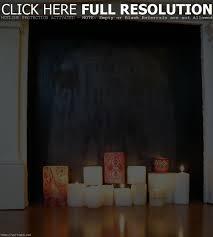 fireplace candle holder binhminh decoration