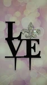 fleur de lis cake topper renaissance monogram wedding cake topper large letter r by