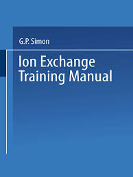 george p simon auth ion exchange training manual ion