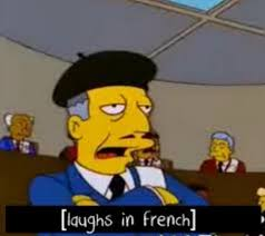 French Meme - laughs in french memes
