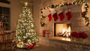 Homes With Christmas Decorations by History Of Christmas Trees Christmas History Com