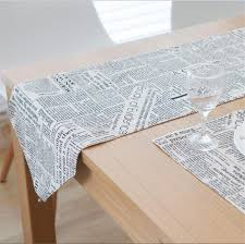 how to make table runner at home british style table runner home decor fabric for sewing printed