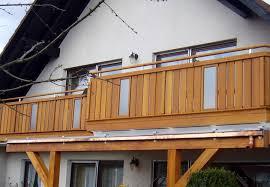 balkone holz fränkische balkone merkendorf