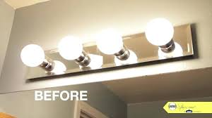 How To Remove Bathroom Light Fixture Replacing Bathroom Light Lighting Fixtures For Bathrooms
