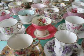 tea cups and cupcakes home