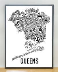 Queens Map Queens Neighborhood Map 18