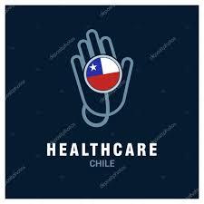 Chile National Flag Chile National Flag On Stethoscope U2014 Stock Vector Ibrandify