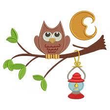 owl machine embroidery designs and applique patterns