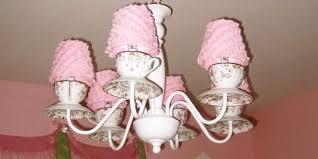 Tea Cup Chandelier Teacup Chandelier Diy Azontreasures Com