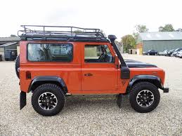 land rover defender 2015 special edition used land rover defender 90 suv 2 2 td adventure edition station