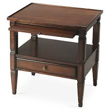 How To Make A Bedside Table Out Of Wood by Nightstands Bedroom Furniture One Kings Lane