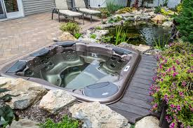 chapter tub landscaping ideas benny sam under deck haammss
