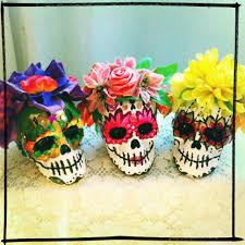 Dia De Los Muertos Halloween Decorations Dia De Los Muertos Day Of The Dead Sugarskull Day Of The