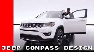 jeep compass sport 2017 black 2017 jeep compass black roof and overall design youtube