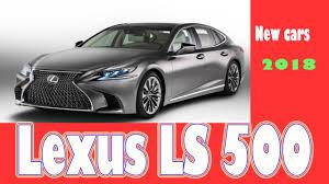 lexus ls 500 heads up display 2018 lexus ls 500 new cars buy youtube