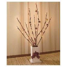 pre lit branches lighted branches ebay