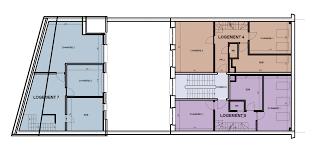 appartement 3 chambres bruxelles arl immo appartements et duplex boulevard de l abattoir à 1000