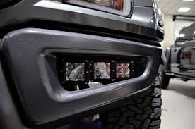 ford raptor 2017 ford raptor fog light brackets with multi mount