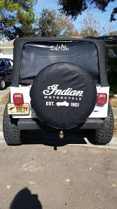 indian police jeep tire cover testimonials