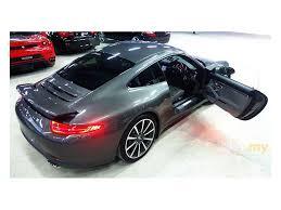 2012 porsche 911 s price porsche 911 2012 s 3 8 in kuala lumpur automatic coupe