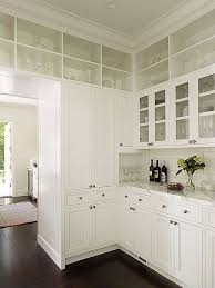 Kitchen Cabinet With Glass Best 25 Glass Front Cabinets Ideas On Pinterest Wallpaper Of