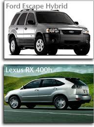 lexus best gas mileage best gas mileage suvs mpgomatic com