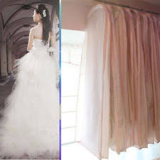 wedding dress garment bag wedding dress bag ebay